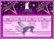 March2013 schedule