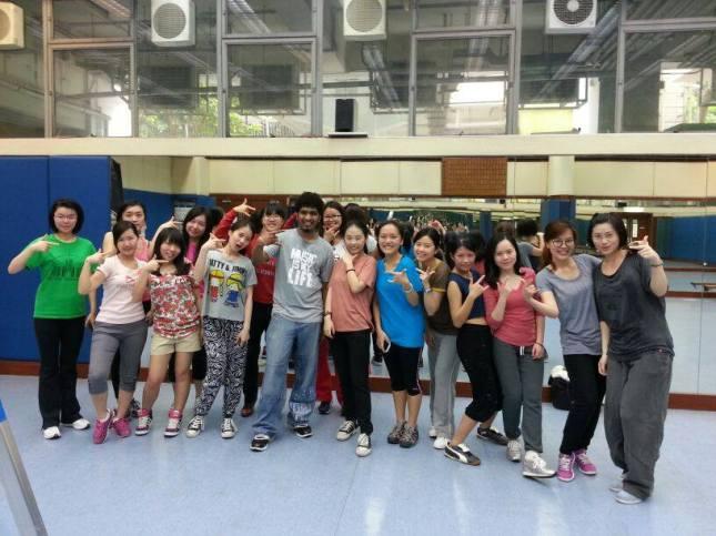 HKU - IHP Mar-Apr14